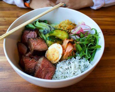 Bibimbap Rice Bowls