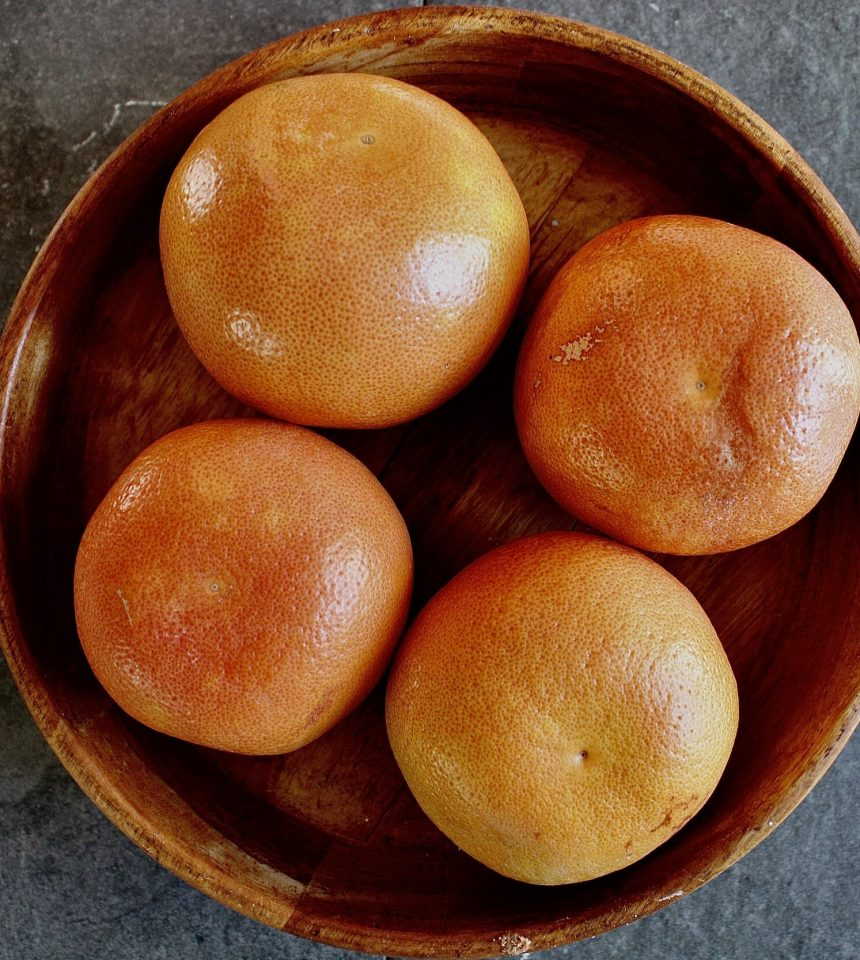 Edible Boston | Winter Citrus—from Bowl To Baking