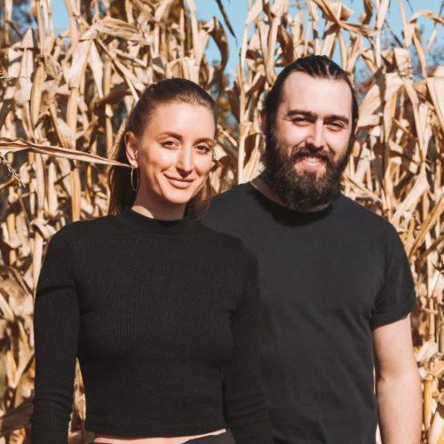 WECO Hospitality co-owners and chefs Gavin Lambert and Rachel Amiralian-Lambert