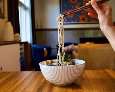 Soba Noodle Bowls